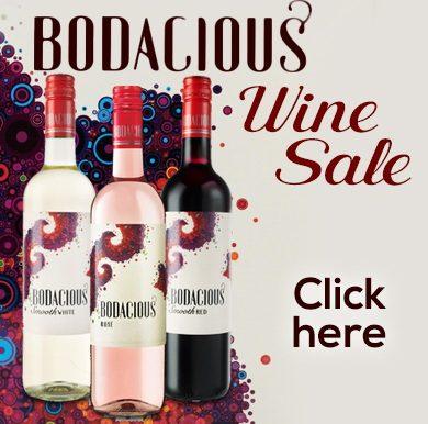 Bodacious Wines